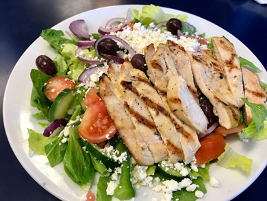 Greek Oasis - Take out / Dine In - Belleville, ON