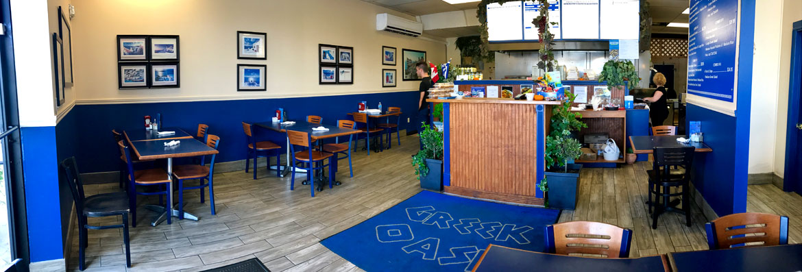 Greek Oasis Restaurant - Belleville